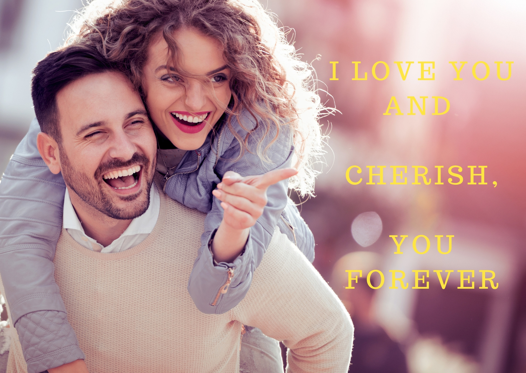 Love You Status Message for Wife