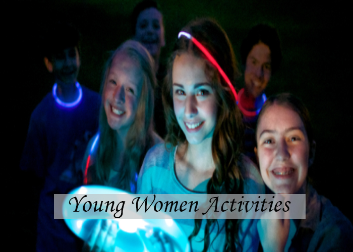 young women activities