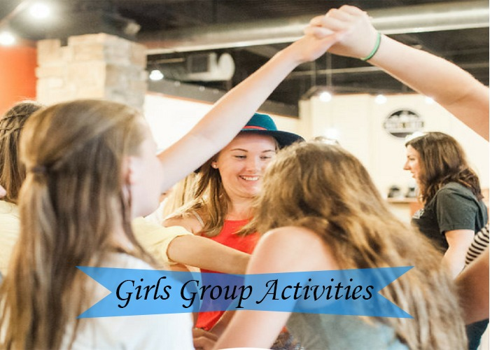 girls group activities