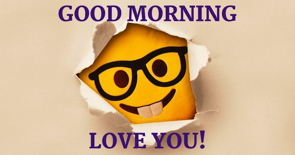 Good Morning Love you meme